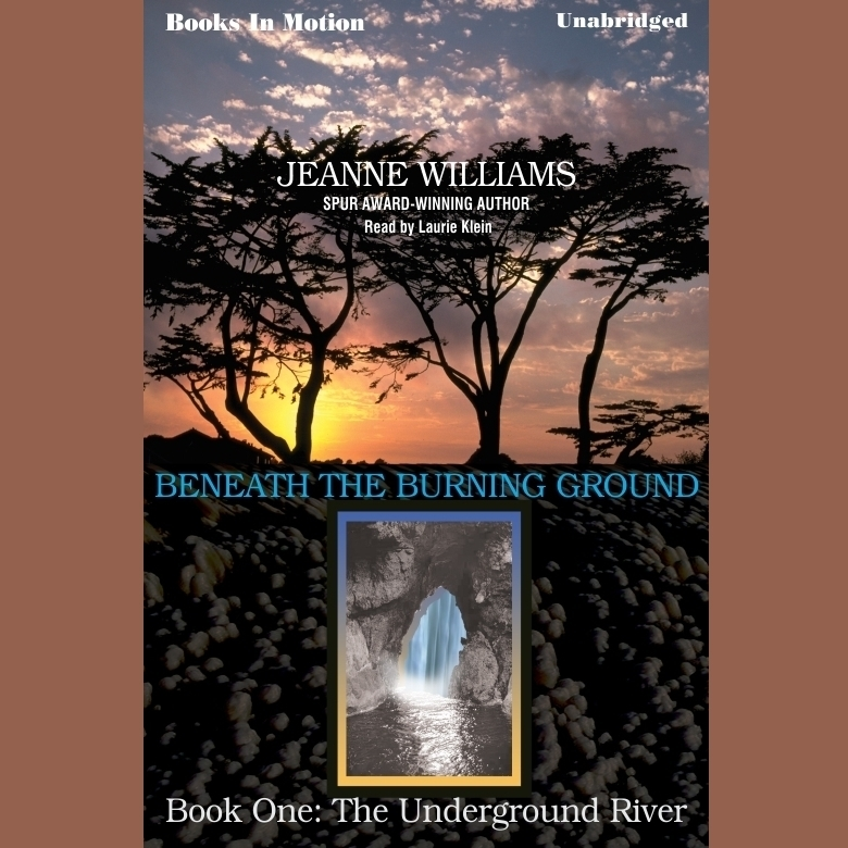 Printable The Underground River Audiobook Cover Art
