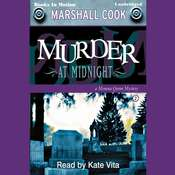 Murder At Midnight Audiobook, by Marshall Cook