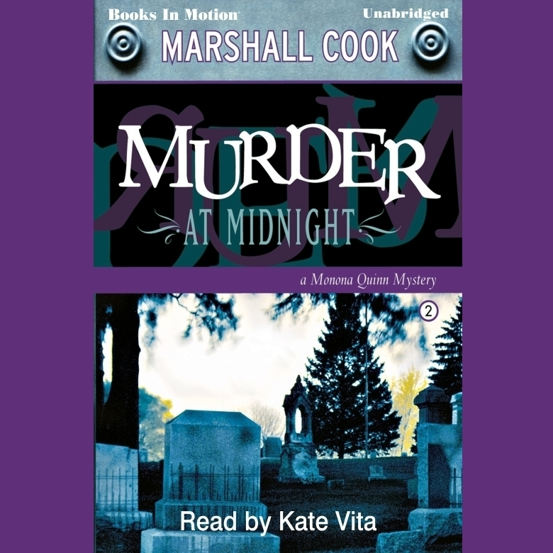 Printable Murder At Midnight Audiobook Cover Art