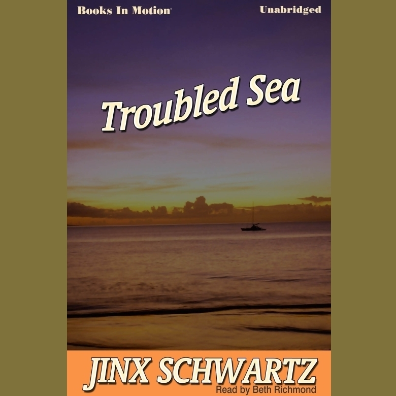 Printable Troubled Sea Audiobook Cover Art