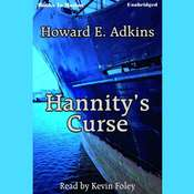 Hannitys Curse Audiobook, by Howard E. Adkins