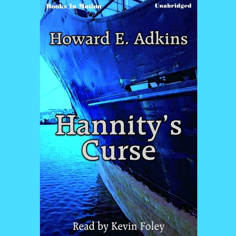 Printable Hannity's Curse Audiobook Cover Art