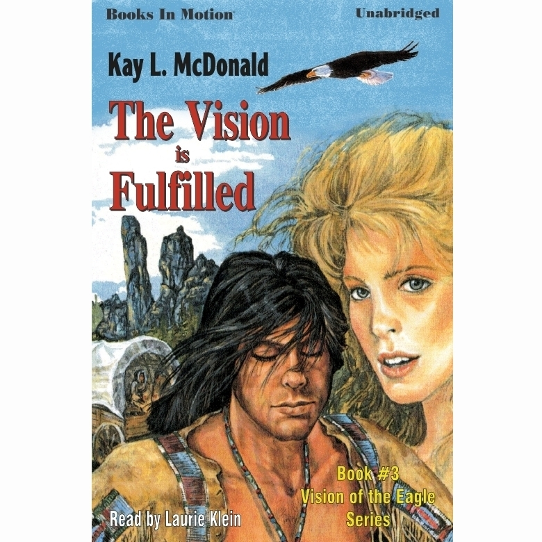 Printable The Vision Is Fulfilled Audiobook Cover Art