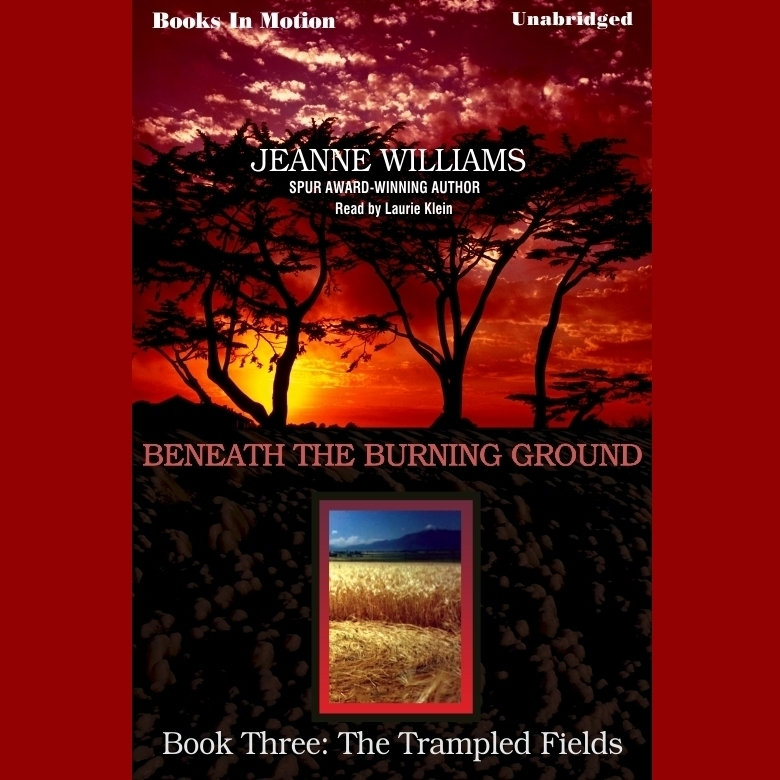 Printable The Trampled Fields Audiobook Cover Art