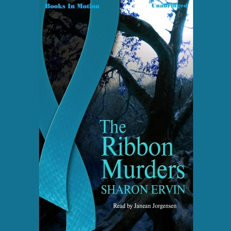 Printable The Ribbon Murders Audiobook Cover Art
