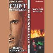 Dodge City Bombers Audiobook, by Chet Cunningham