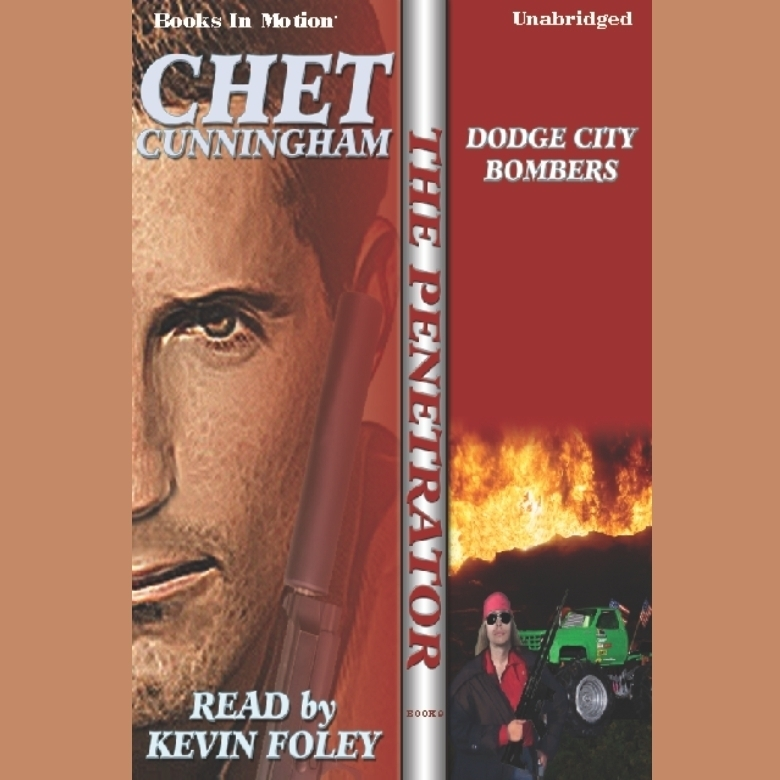 Printable Dodge City Bombers Audiobook Cover Art