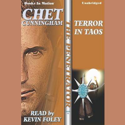 Terror In Taos Audiobook, by Chet Cunningham