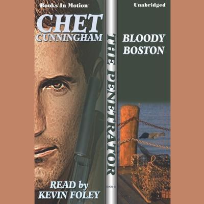 Bloody Boston Audiobook, by Chet Cunningham