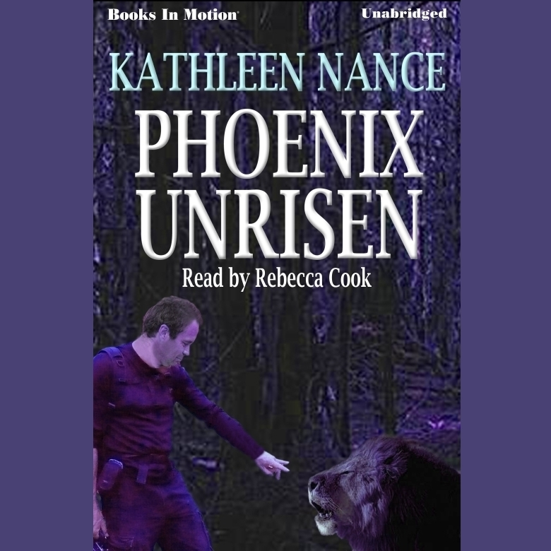 Printable Phoenix Unrisen Audiobook Cover Art