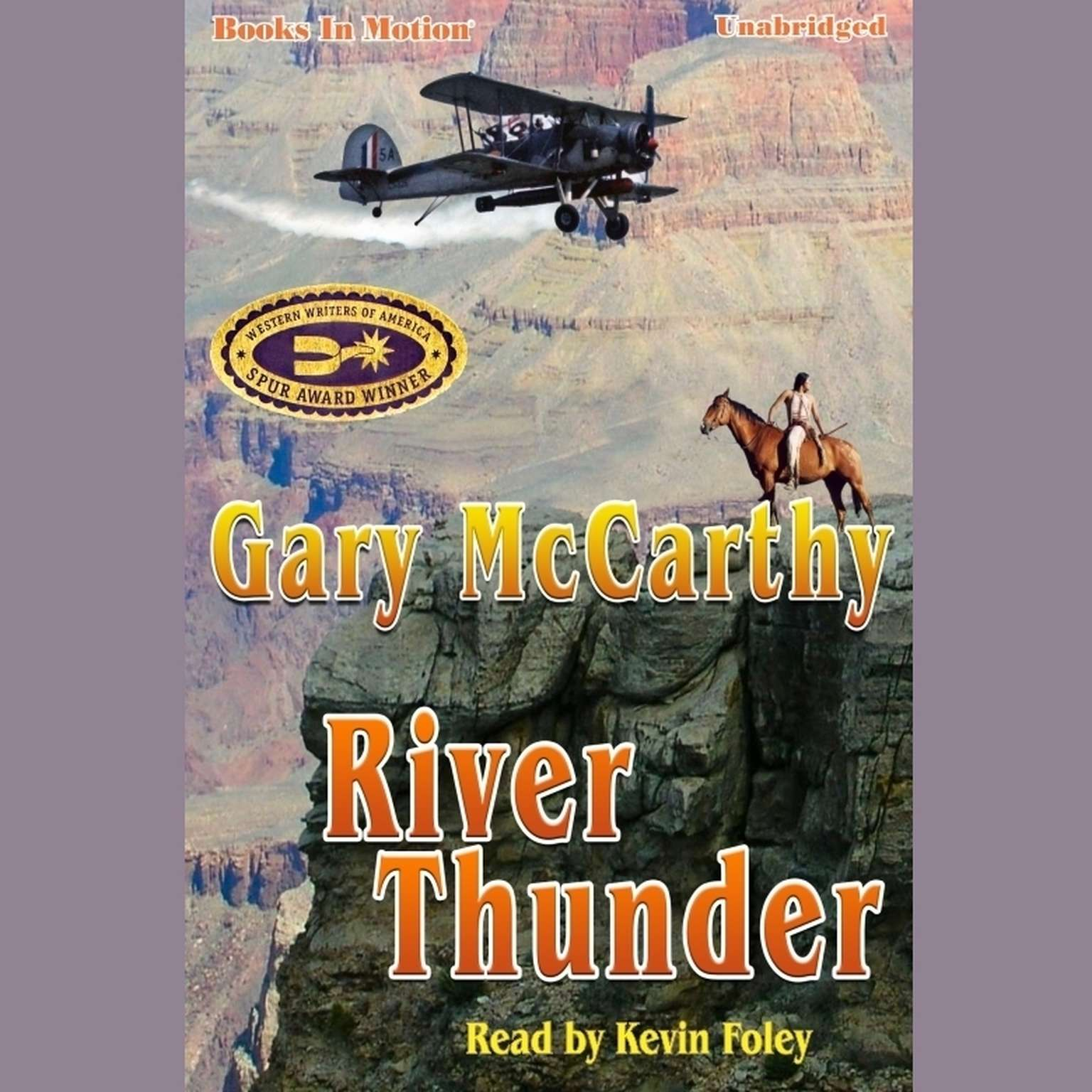 River Thunder Audiobook, by Gary McCarthy