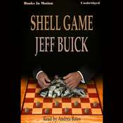 Shell Game Audiobook, by Jeff Buick