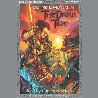 The Dark Tide Audiobook, by Dennis L. McKiernan