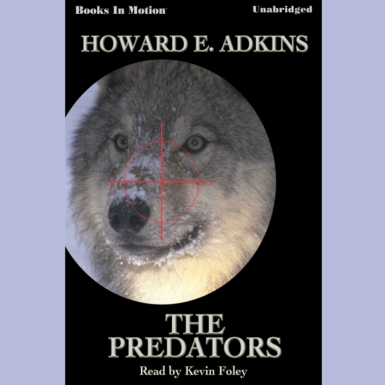 Printable The Predators Audiobook Cover Art