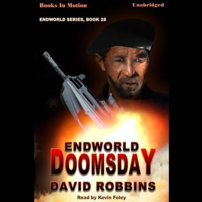 Endworld: Doomsday Audiobook, by David Robbins