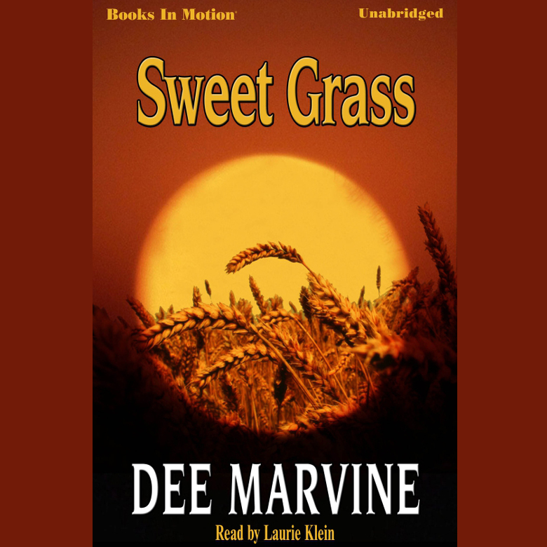 Printable Sweet Grass Audiobook Cover Art