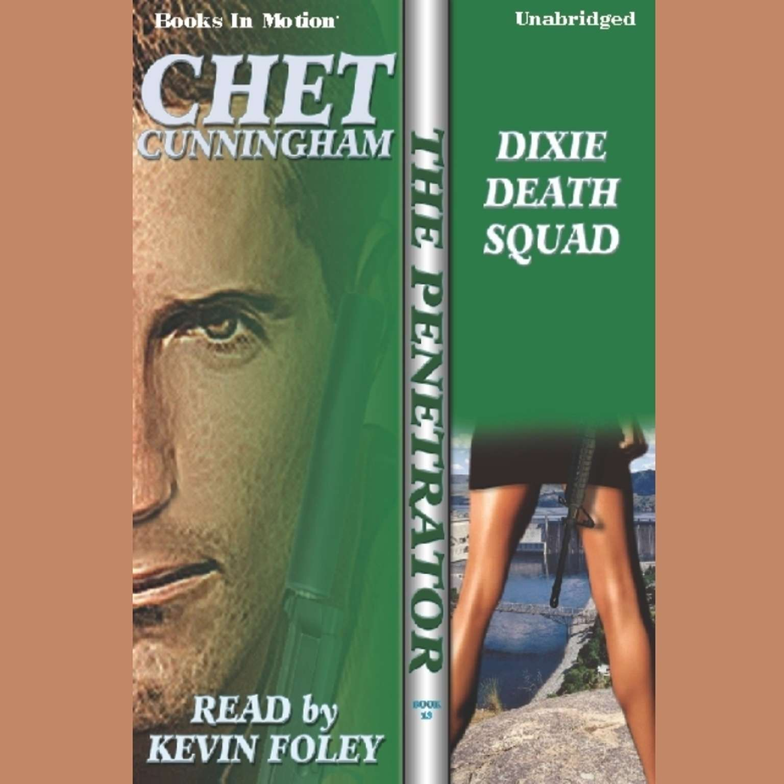 Dixie Death Squad Audiobook, by Chet Cunningham