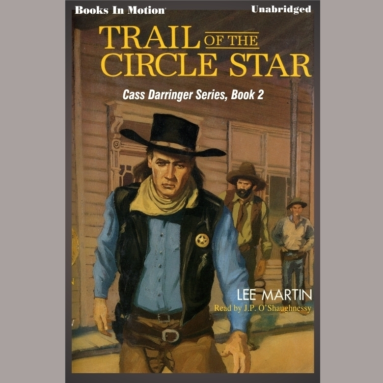 Printable Trail Of The Circle Star Audiobook Cover Art