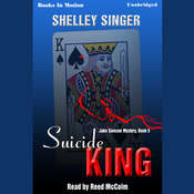 Suicide King Audiobook, by Shelley Singer