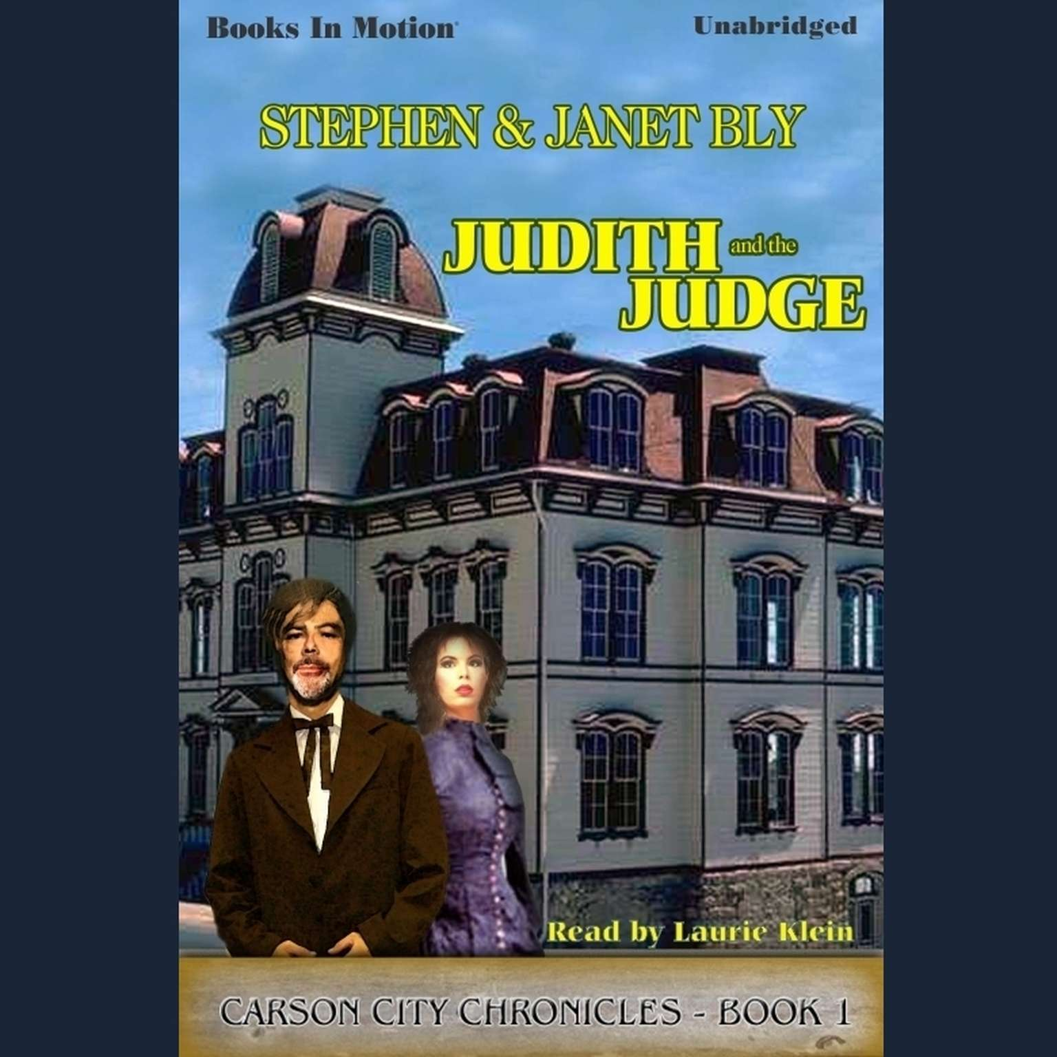 Judith And The Judge Audiobook, by Stephen Bly
