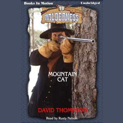 Mountain Cat Audiobook, by David Thompson