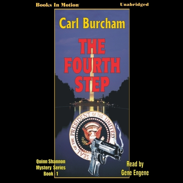 Printable The Fourth Step Audiobook Cover Art