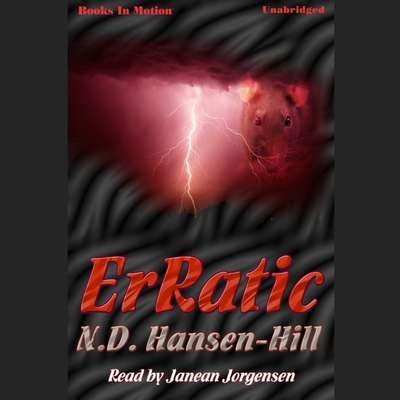 ErRatic Audiobook, by N.D. Hansen-Hill