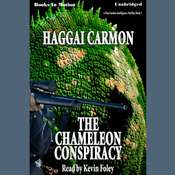 The Chameleon Conspiracy Audiobook, by Haggai Carmon