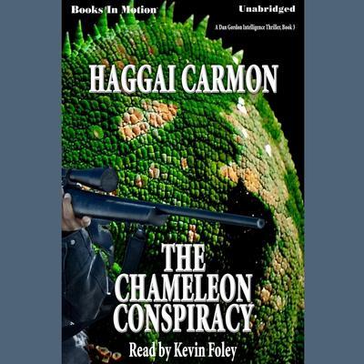 The Chameleon Conspiracy Audiobook, by Haggai Carmon