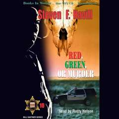 Red, Green, or Murder Audiobook, by Steven F. Havill