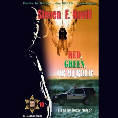 Red, Green, or Murder Audiobook, by
