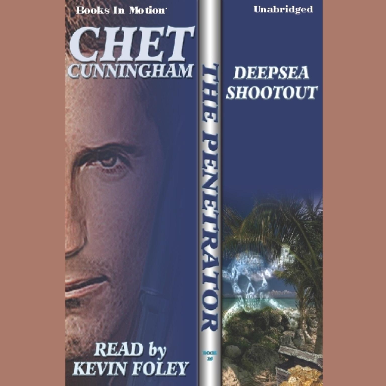 Deepsea Shootout Audiobook, by Chet Cunningham