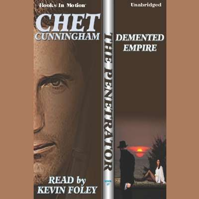 Demented Empire Audiobook, by Chet Cunningham