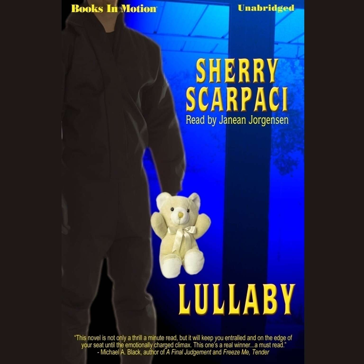 Lullaby Audiobook, by Sherry Scarpaci