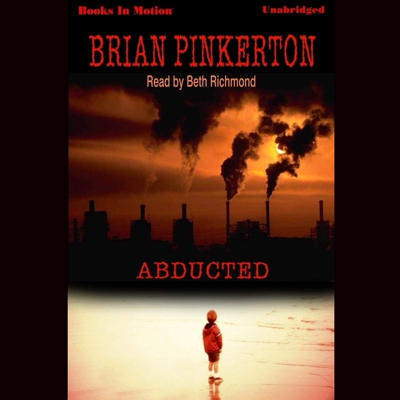 Printable Abducted Audiobook Cover Art