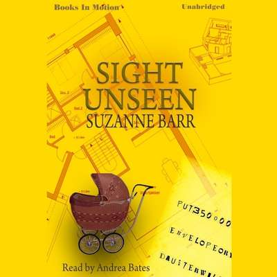 Sight Unseen Audiobook, by Suzanne Barr
