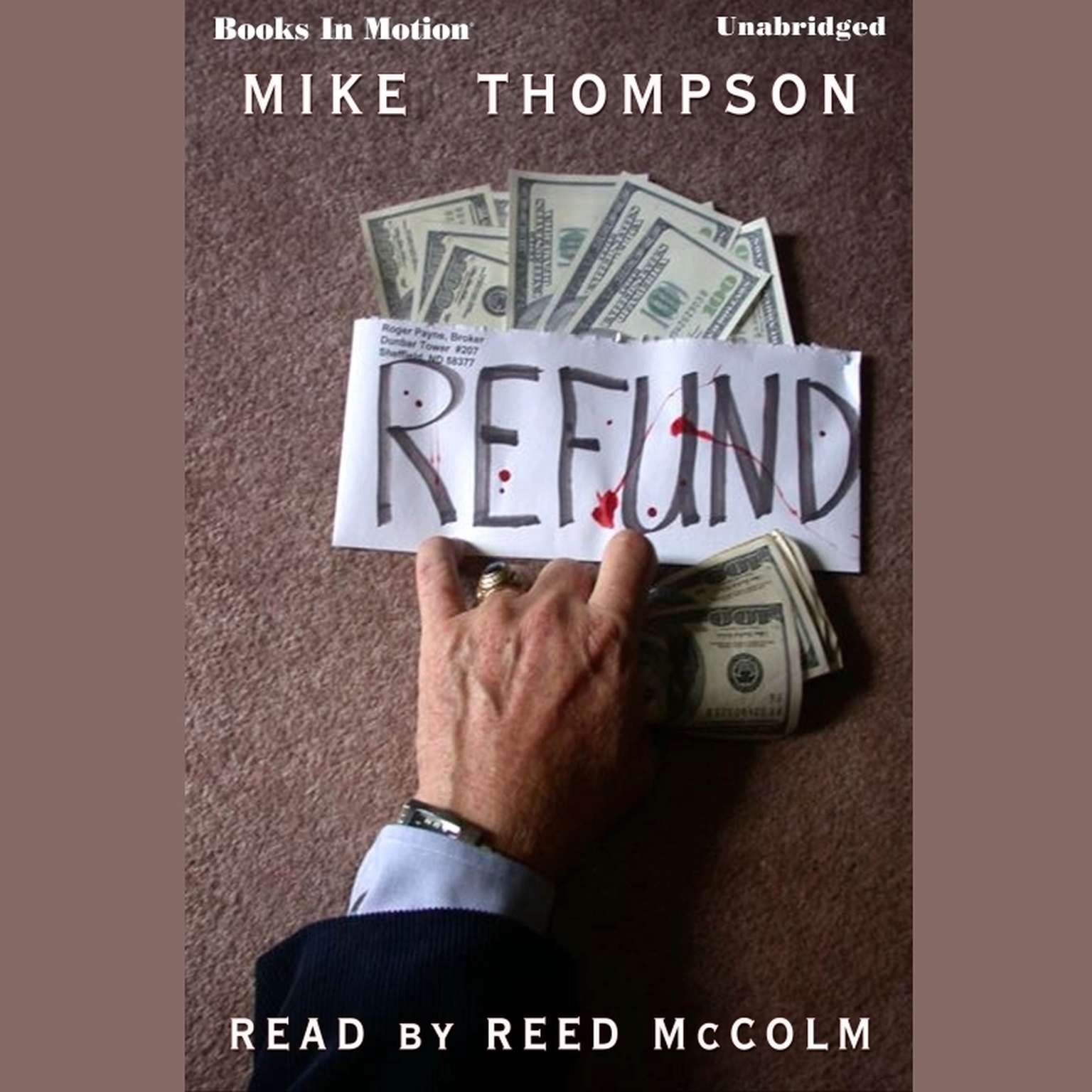 Refund Audiobook, by Mike Thompson