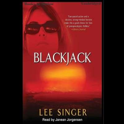 Blackjack Audiobook, by Lee Singer