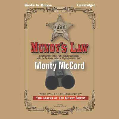 Mundys Law Audiobook, by Monty McCord