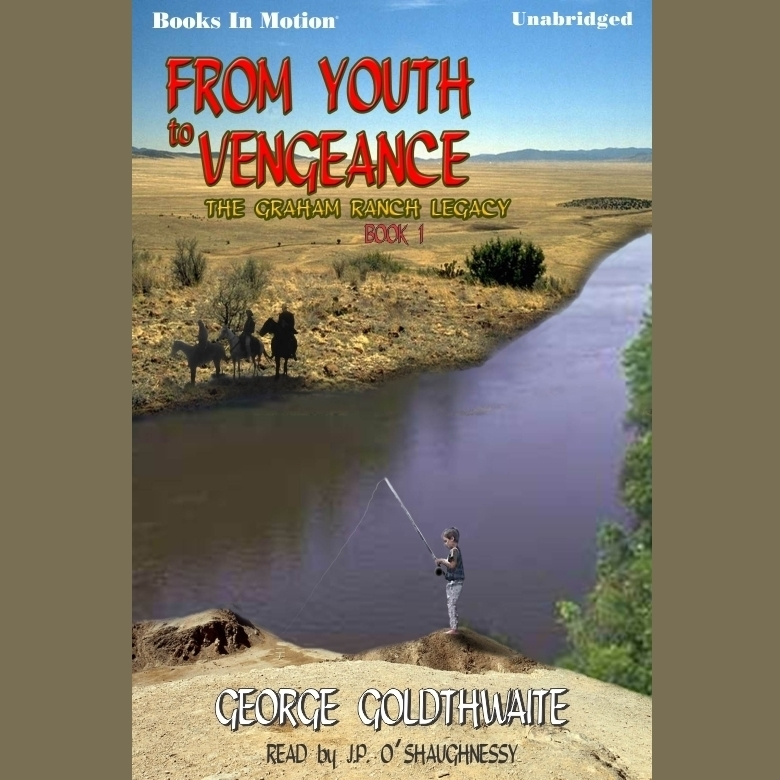 Printable From Youth To Vengeance Audiobook Cover Art