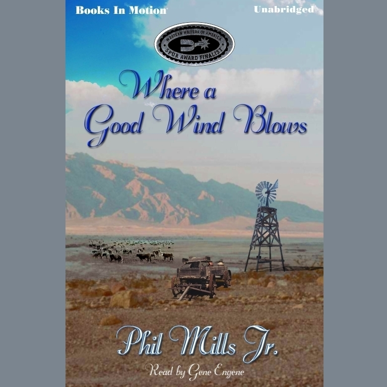 Printable Where A Good Wind Blows Audiobook Cover Art