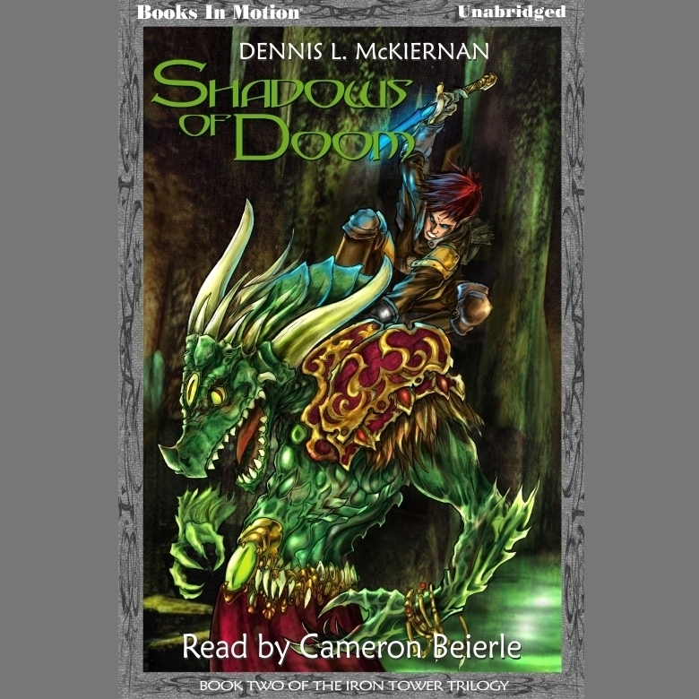 Printable Shadows Of Doom Audiobook Cover Art
