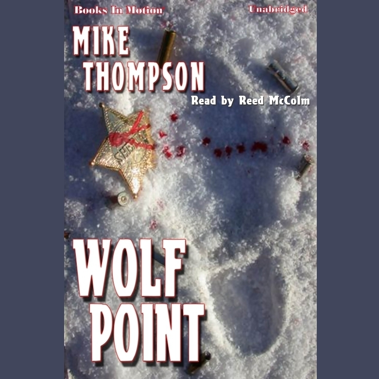 Printable Wolf Point Audiobook Cover Art