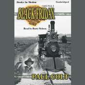 Black Friday Audiobook, by Paul Colt