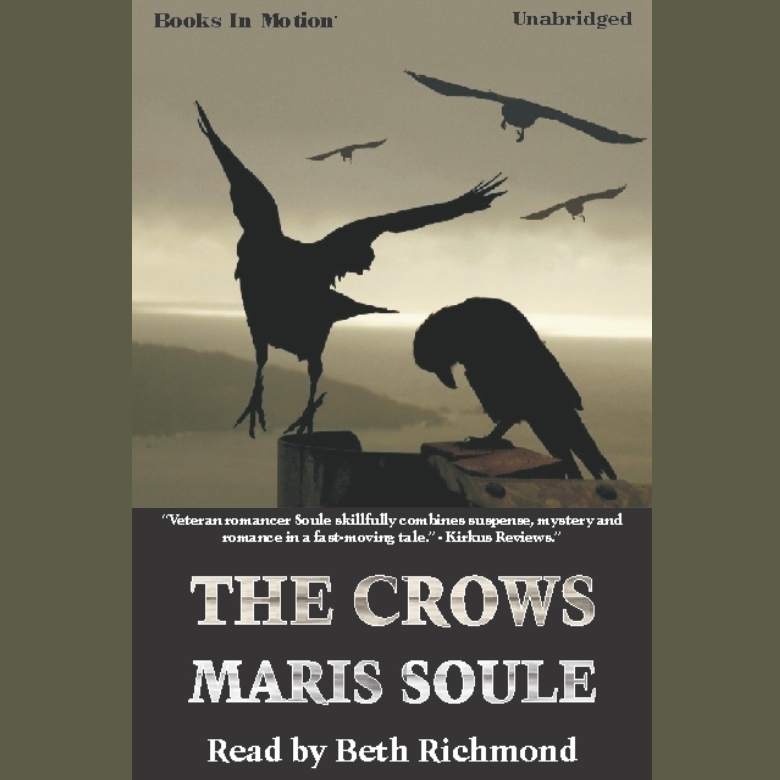 Printable The Crows Audiobook Cover Art