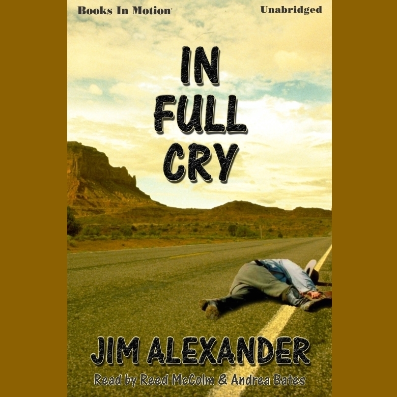 Printable In Full Cry Audiobook Cover Art