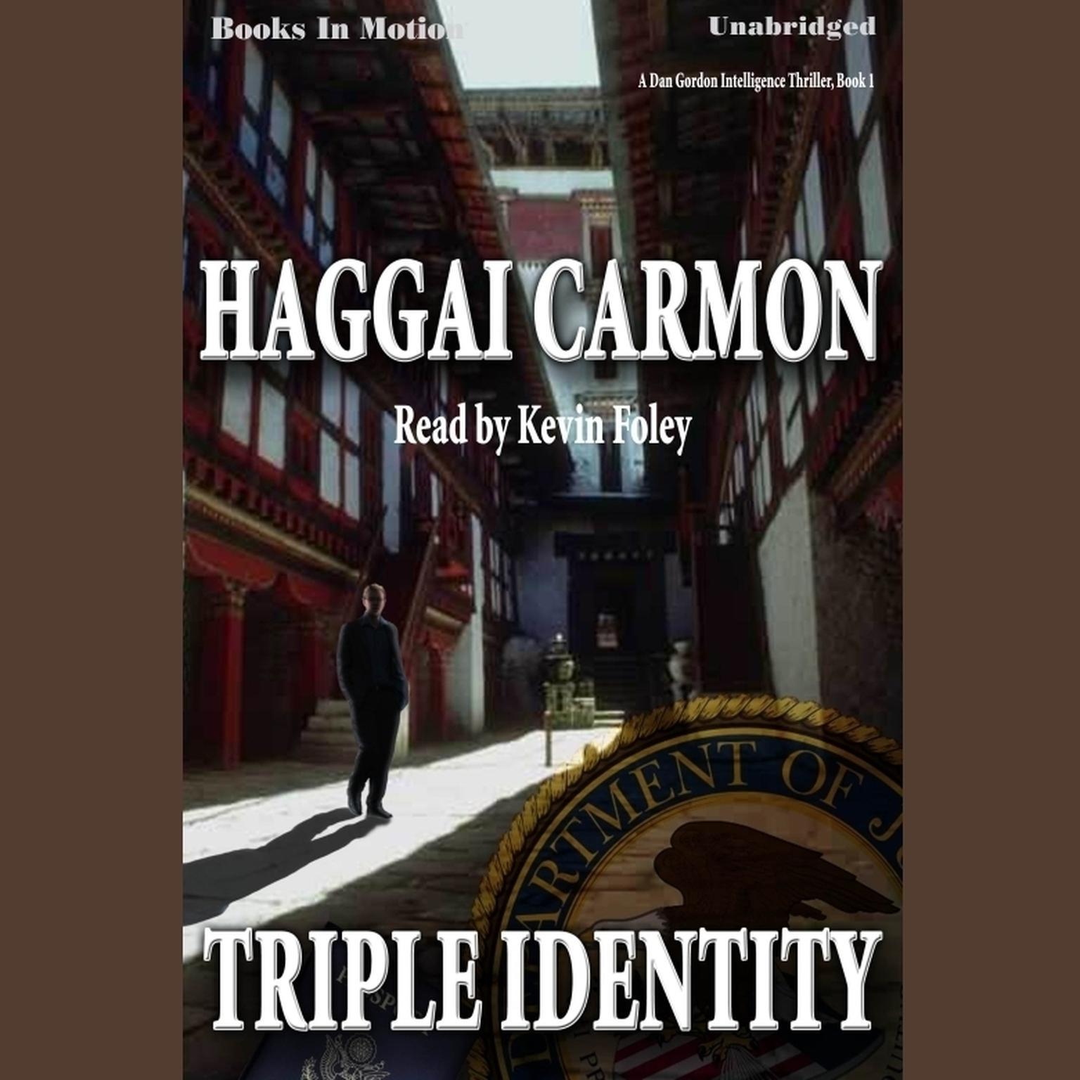 Triple Identity Audiobook, by Haggai Carmon