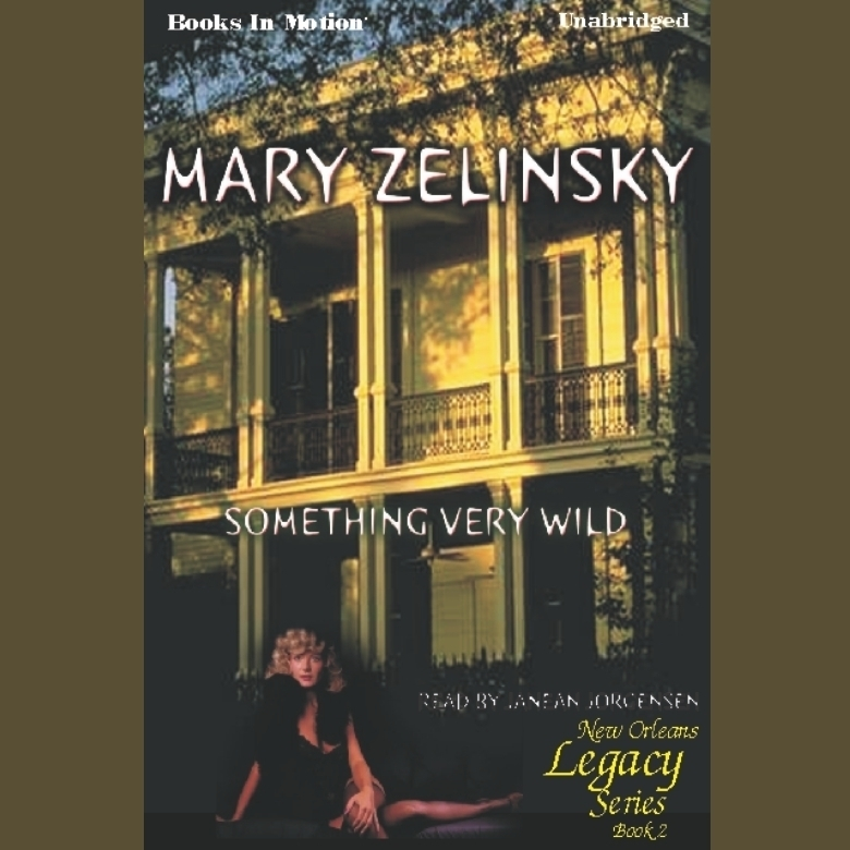 Printable Something Very Wild Audiobook Cover Art