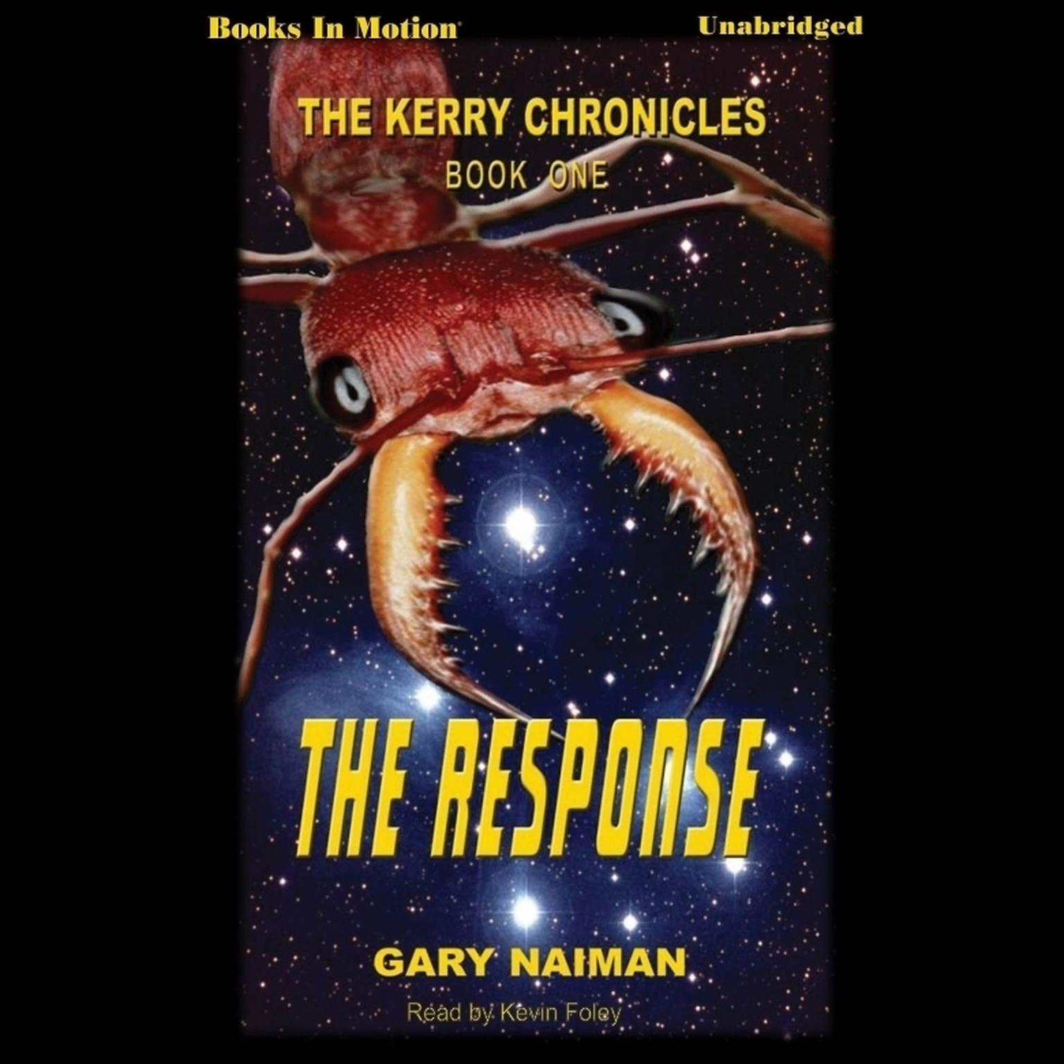 The Response Audiobook, by Gary Naiman