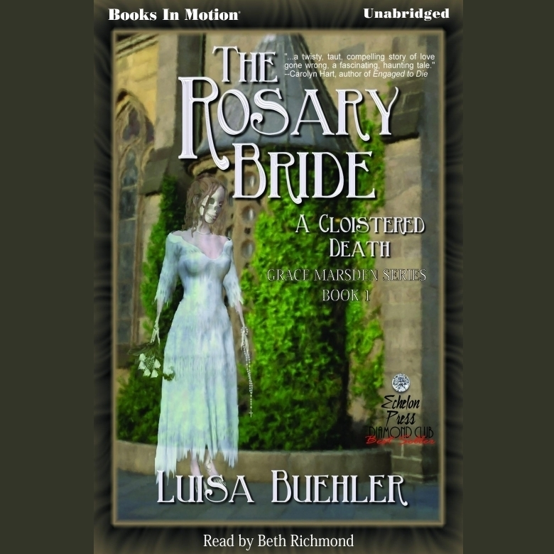 Printable The Rosary Bride Audiobook Cover Art